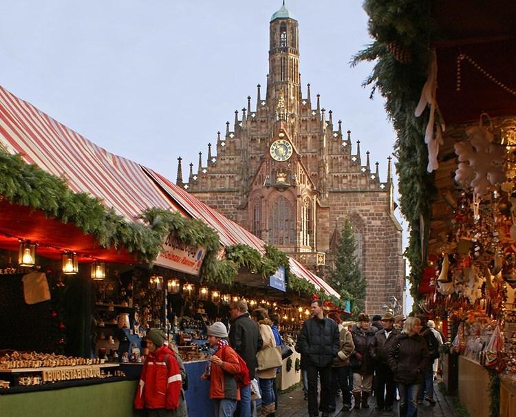 Blue Danube White Christmas In Nuremberg Amawaterways