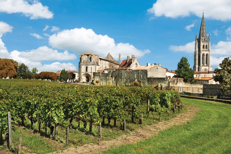 Wine Tours Paris Bordeaux