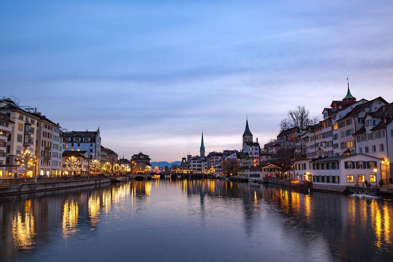 Calendar Zurich : Christmas markets on the rhine river cruise