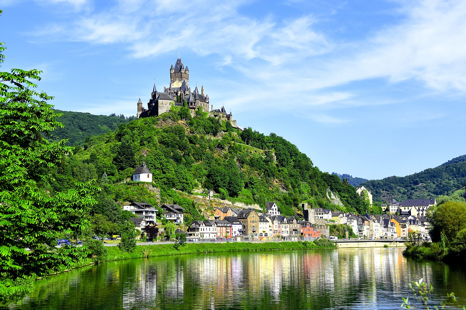Europe 39 s rivers castles river cruise 2017 amawaterways - Cochem alemania ...