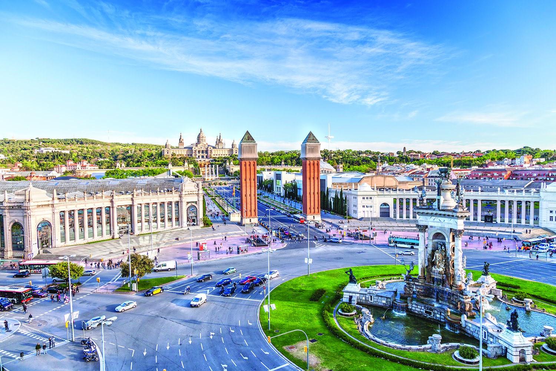 spanien barcelona