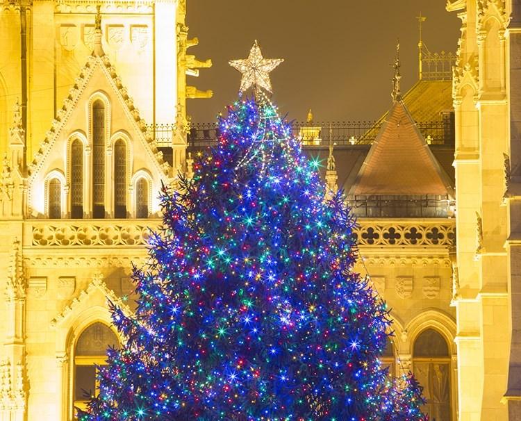Danube River Cruise Christmas Markets