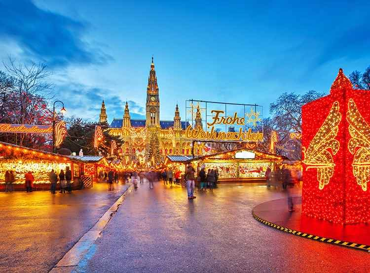 Christmas Markets On The Danube River Cruise 2016 Amawaterways