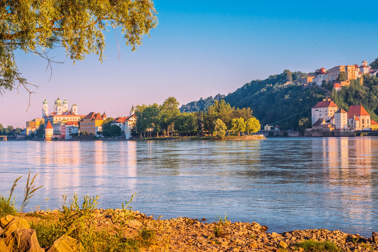 The Romantic Danube River Cruise 2017 Europe River