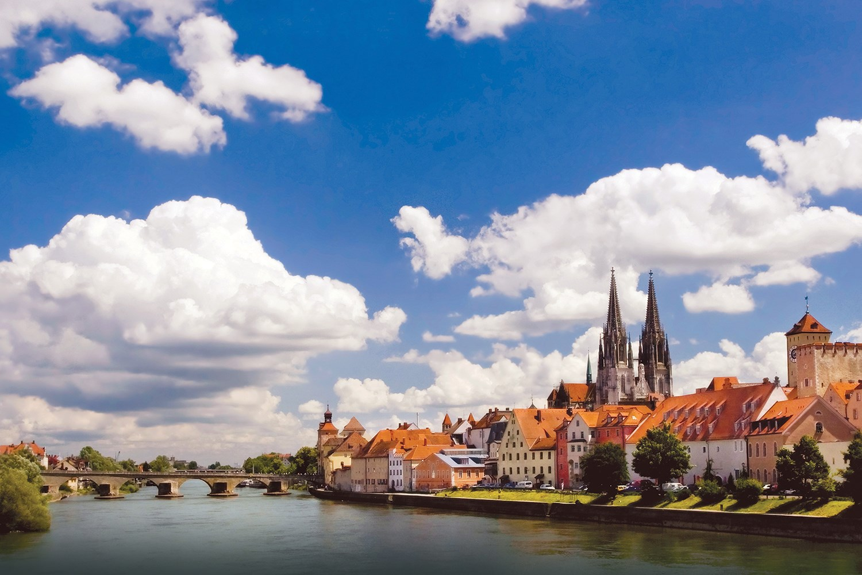 The Romantic Danube River Cruise 2017 Europe River