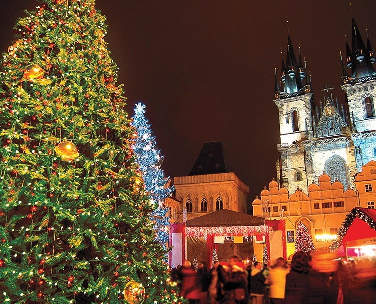 Christmas Markets On The Danube River Cruise 2017