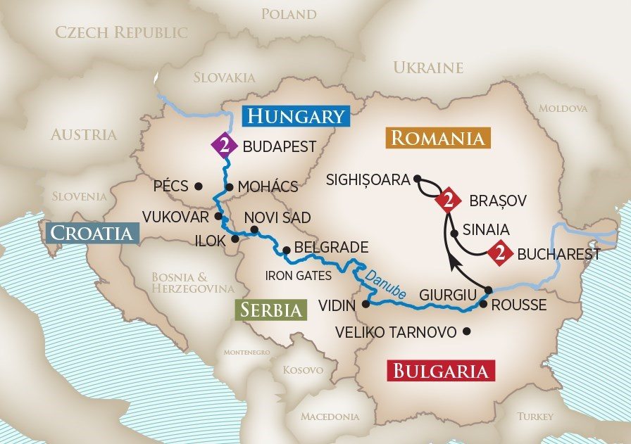 Gems Of Southeast Europe River Cruise AmaWaterways - 5 gems that make slovenia the adventure capital of eastern europe