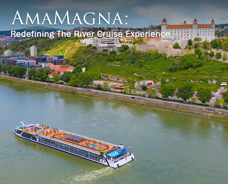 Sign Up! Hear about AmaMagna, exciting offers, news and more