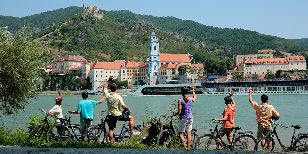 Included River Cruise Tours Amawaterways