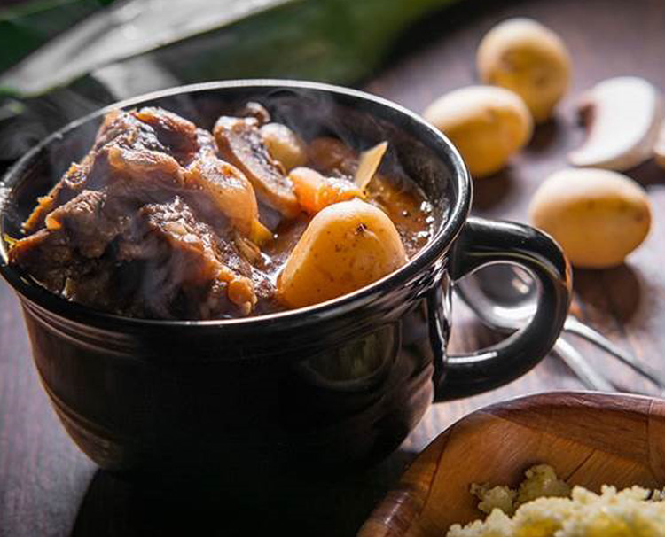 Oxtail-Stew