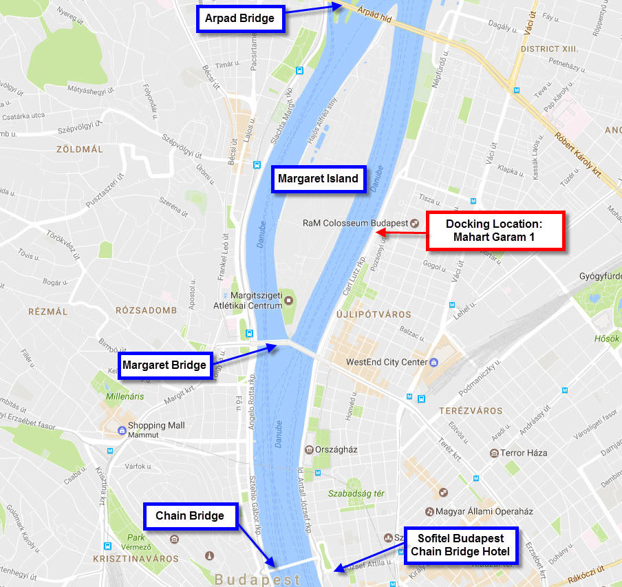 Budapest-Docking-Location