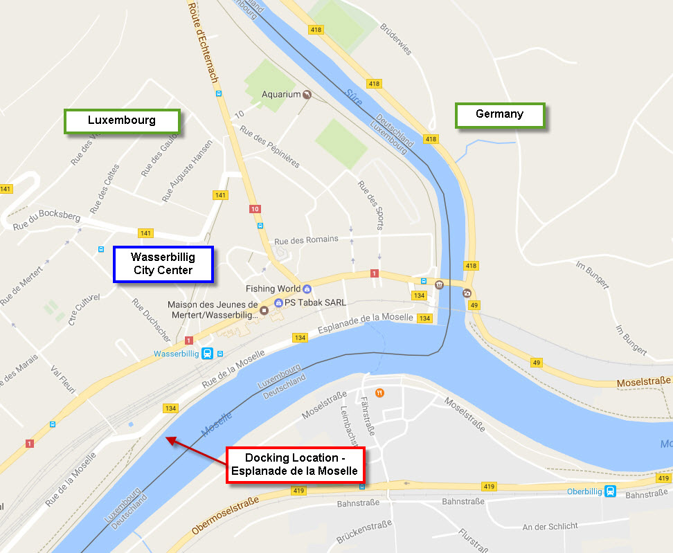Luxembourg-Docking-Location
