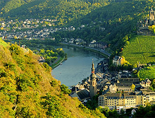 The Enchanting Rhine