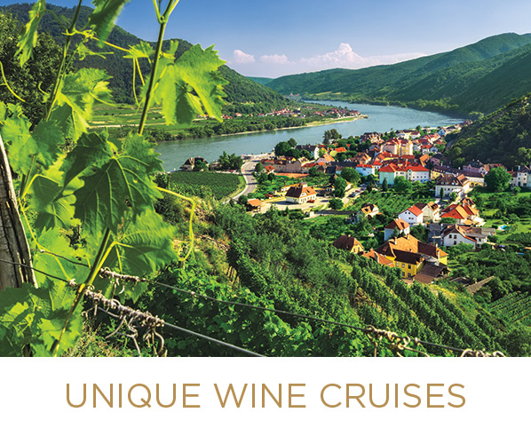 AmaWaterways Unique Wine Cruises